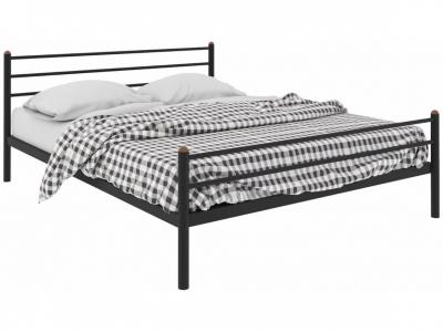 Кровать Милана Plus черная