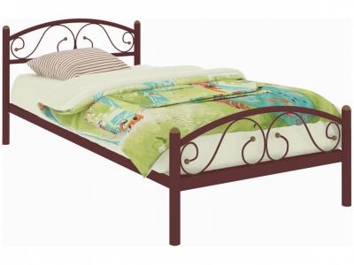 Кровать Вероника Мини Plus коричневая