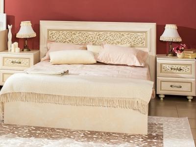 Спальня Александрия Кожа Ленто