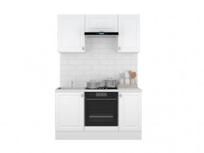Кухонный гарнитур Ева 1500 Белый Софт