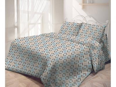 Комплект постельного белья Самойловский Текстиль 2,0СП Макиато (арт. 7313798)