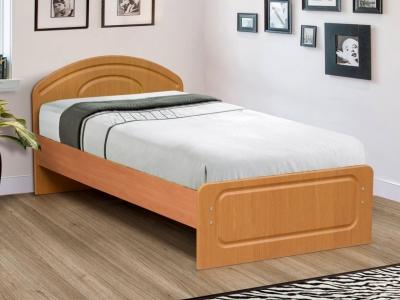 Кровать одинарная Венеция 1 матовая
