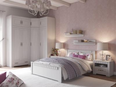 Спальня Прованс Бодега белая