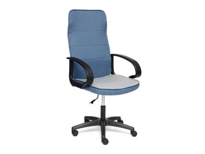 Кресло Woker ткань Синий - Серый С24 - С27